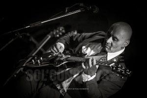Patrick van der Hoeven (guitar), Joey Blu & BluezBone, 2017