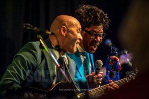 Joseph Bowie aka Joey Blu & BlueZbone, 2017