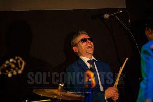 Jeffrey van Duffelen (drums), Joey Blu & BluezBone, 2017