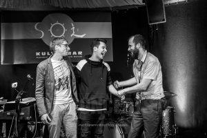 Simon Oslender Trio, Crazy Groove Nights #1, 2017