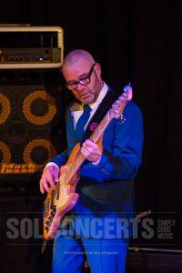 Sylvain van Duffelen (bass), Joey Blu & BluezBone, 2017