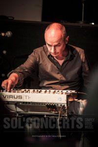 Xaver Fischer Trio, Sol Kulturbar 2017