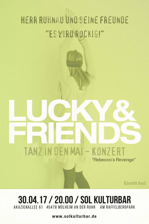 Lucky and Friends, 2017