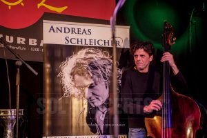 Konstantin Wienstroer (Andreas Schleicher Quartett), 2017