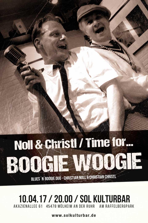 Boogie Woogie in der Sol Kulturbar, 2017