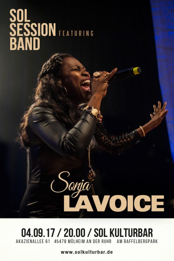 Sol Session Band feat. Sonja LaVoice