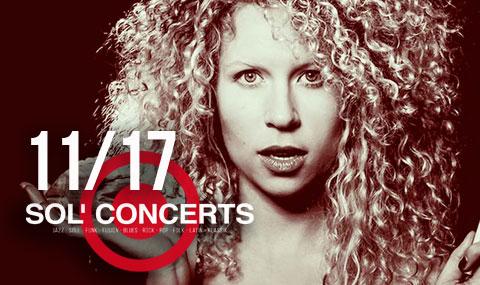 November 2017, Sol Concerts, Konzertprogramm Mülheim a.d.R., www.solkulturbar.de
