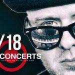 April 2018, Konzertprogramm in der Sol Kulturbar