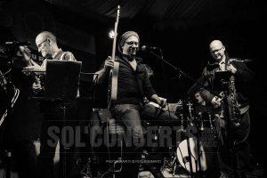 Ingo Michel, Sol Session Band, 2014