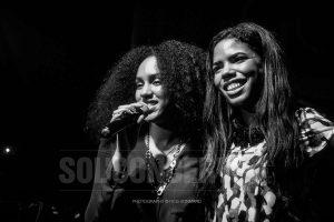 Naomi Khimji & Julie Lioness, 2015