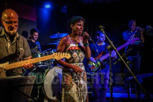 Sol Session Band feat. Shari Yeboah, 2016