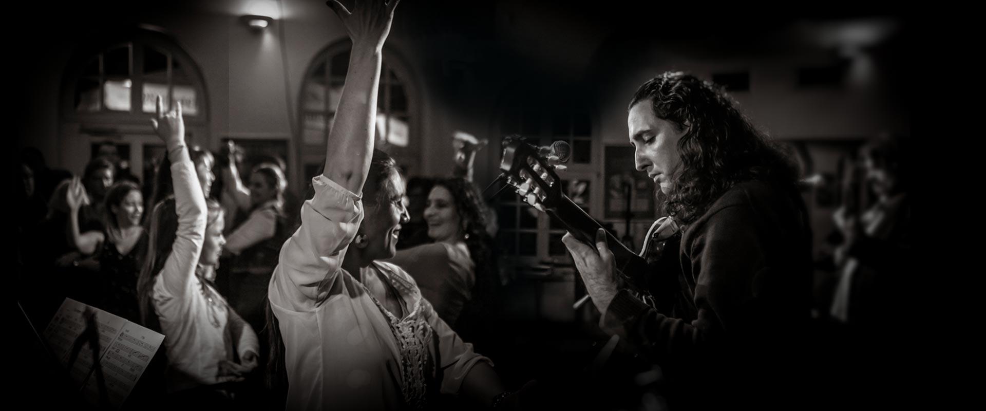 La Noche Flamenca 2016 in der Sol Kulturbar