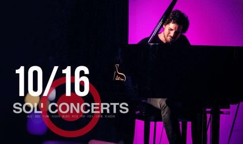 Oktober 2016 Konzerte