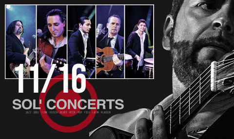 November 2016 Konzerte