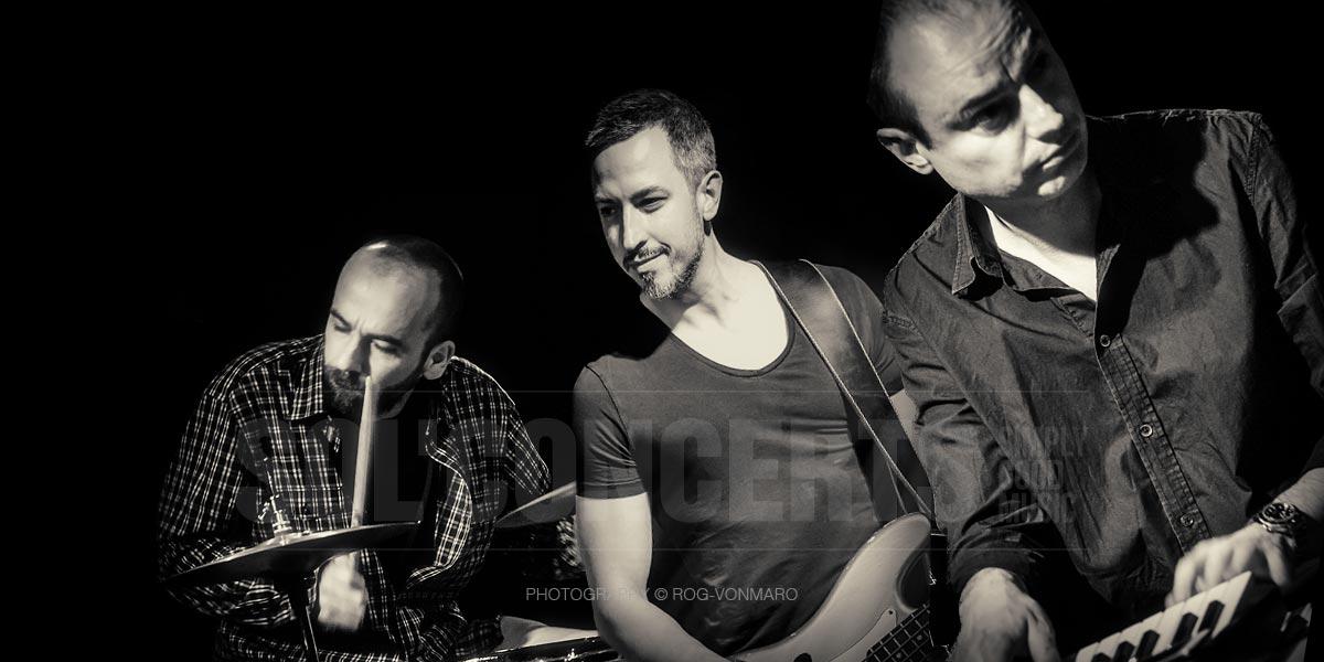 Xaver Fischer Trio Konzert - Foto©ROG-VONMARO